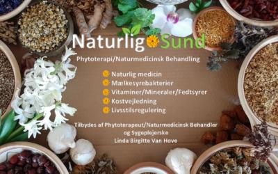 Naturlig-Sund Phytoterapi/Naturmedicinsk behandling